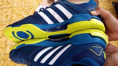 Adidas Sepatu Barricade Club sepatu tenis adidas barricade club blue yellow aq2286