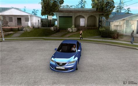 mazda 6 sa mazda 6 2004 for gta san andreas