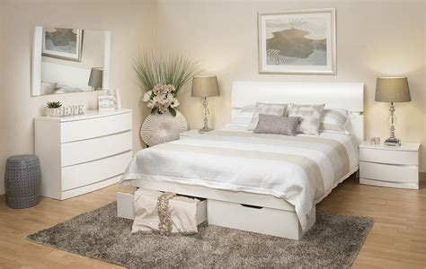 White Bedroom Suite Bedroom Furniture By Dezign Furniture And Homewares