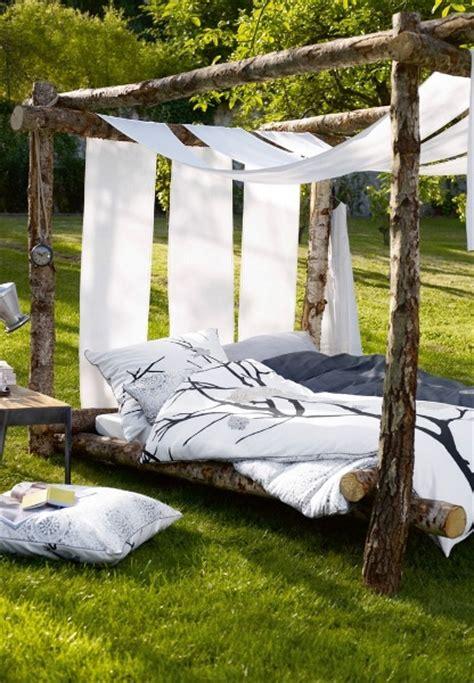 camas de jardin camas al aire libre muebles para el jard 237 n y la terraza
