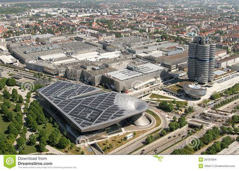 bmw factory bmw factory munich editorial stock image image of