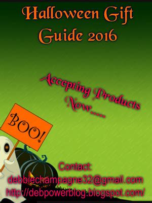 Introducing The 2006 Gift Guide by Debbie S Power Gift Guide 2016
