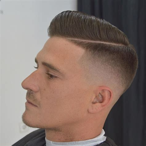 com over fade comb over fade with line www imgkid com the image kid
