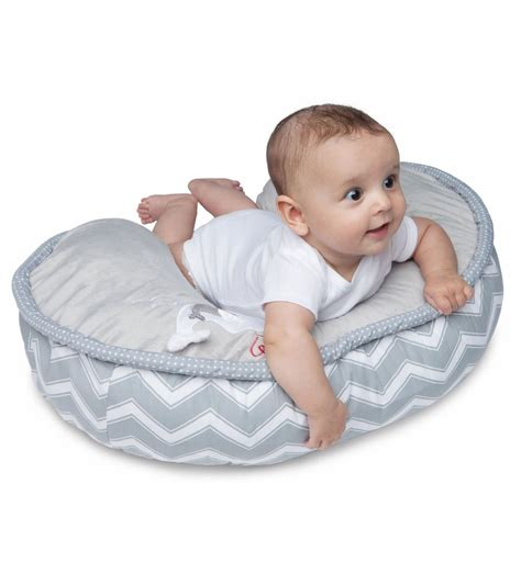 boppy pillow with slipcover boppy pillow with luxe slipcover gray whales