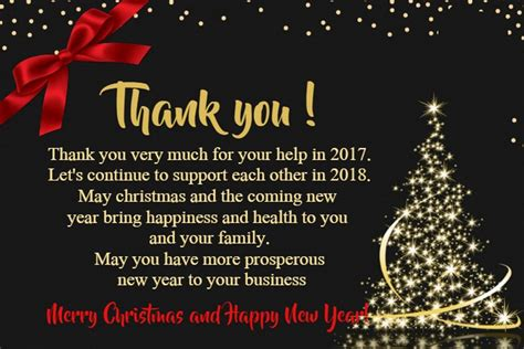 christmas message  clients