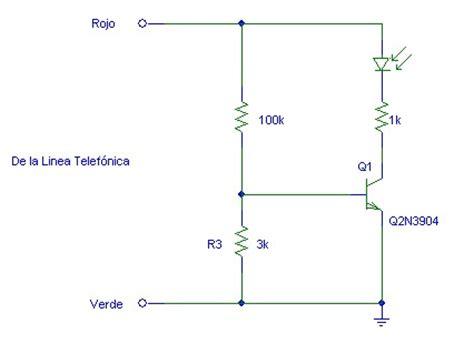 transistor bjt yahoo electronica proyectos indicador de telefono en uso
