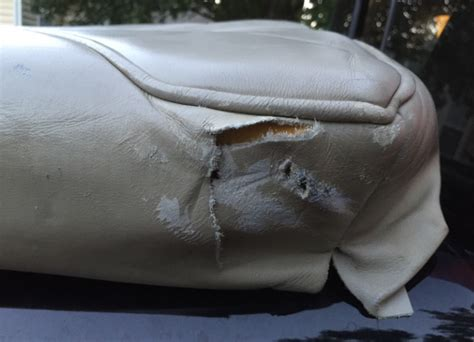 garys upholstery gary s flight journal upholstery issue and fix