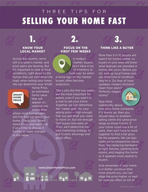 three tips for selling your home fast chantel real
