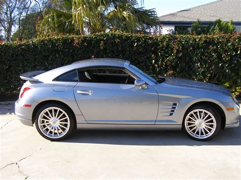 2005 Chrysler Crossfire Srt6 For Sale by Chrysler Crossfire Srt 6 For Sale