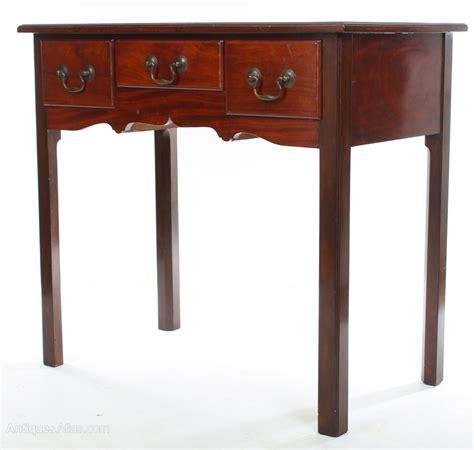 Mahogany Side Table Mahogany Side Table Lowboy Antiques Atlas