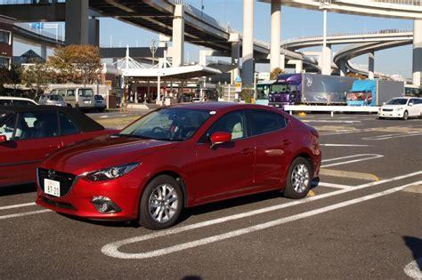 Auto Versicherung Mazda 3 by Mazda3 Hybrid F 252 R Japan Jetzt Auch Mit Doppelherz