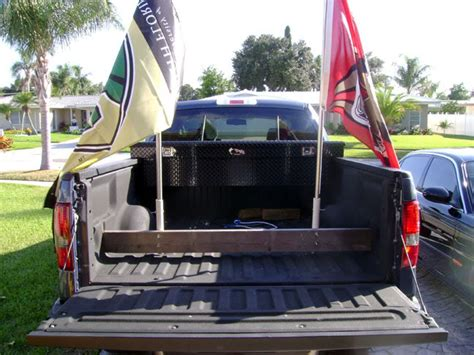 truck bed flag anyone ever make a flag mount for their bed f150online