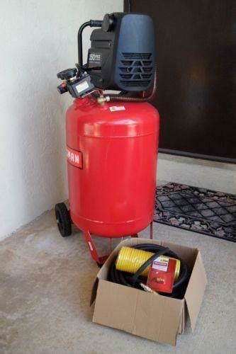 used air compressors ebay