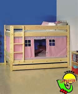 Bunk Bed Canopy Uk bunk tenttrundle kids canopy beds