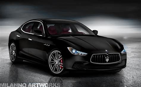 black maserati cars image gallery maserati black 2013