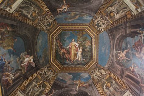 what is painted on the ceiling of the sistine chapel vatican museum ryan jengotoengland