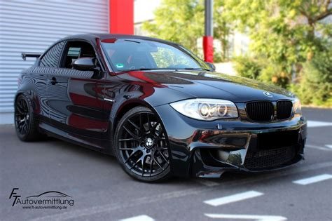 Bmw 1er Coupe M Heckschürze by Bmw 1er M Coup 233 Unikat Performance Akrapovic Ft