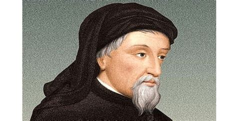 biography of english geoffrey chaucer biography facts childhood family life
