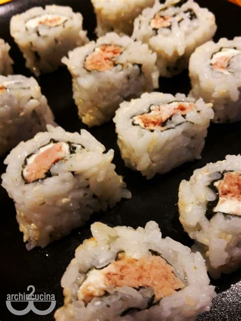 cucinare tonno in scatola uramaki philadelphia e tonno venerd 236 sushi