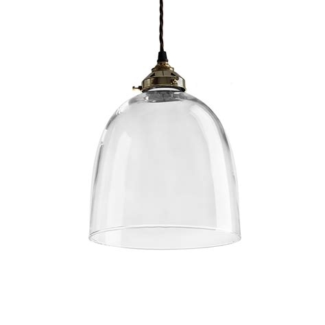 Glass Pendant Lighting Glass Bell Pendant Light Discontinued