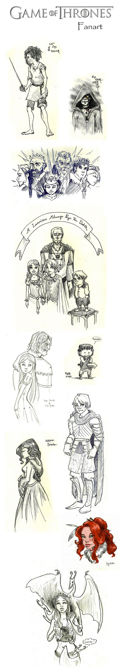doodle of thrones of thrones doodles by whynotfly on deviantart