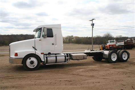 heavy duty volvo trucks 1993 volvo wia64 heavy duty cab chassis truck for sale