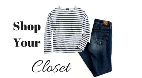 Shop In Your Own Closet by Shopping Your Own Closet Using What You Jk Style