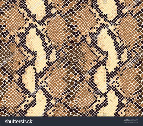vector set of snake skin pattern elements 01 over snake skin seamless vector pattern reptile stock vector