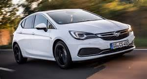 Opel Asrta Opel Astra With Opc Line Sport Pack Is Not The Hatch