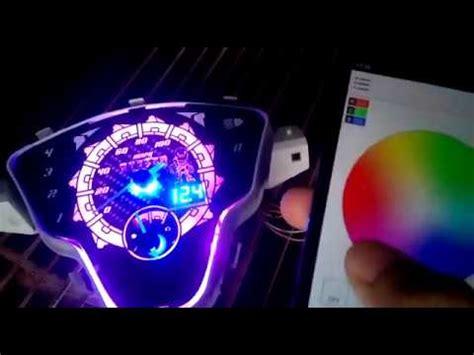 spd speedometer app for android honda blade