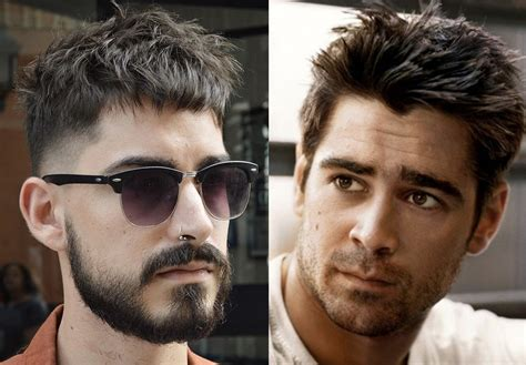 Best Hairstyles To Slim The by Haircuts That Slim Your Guys Haircuts Models Ideas