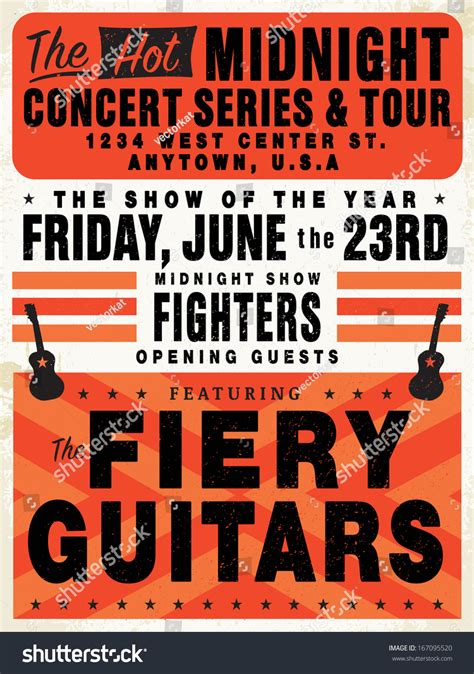 concert poster template pics for gt concert posters templates
