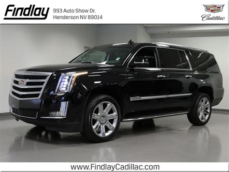 2020 Cadillac Escalade Premium Luxury by New 2019 Cadillac Escalade Premium Luxury 2wd Esv Sport
