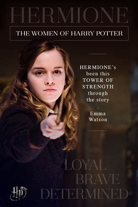 emma watson quotes harry potter emma watson on the enduring strength of hermione