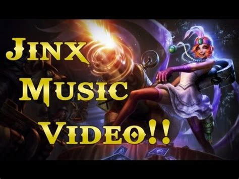 Song Jinx Vs Detox by League Of Legends Jinx Hd