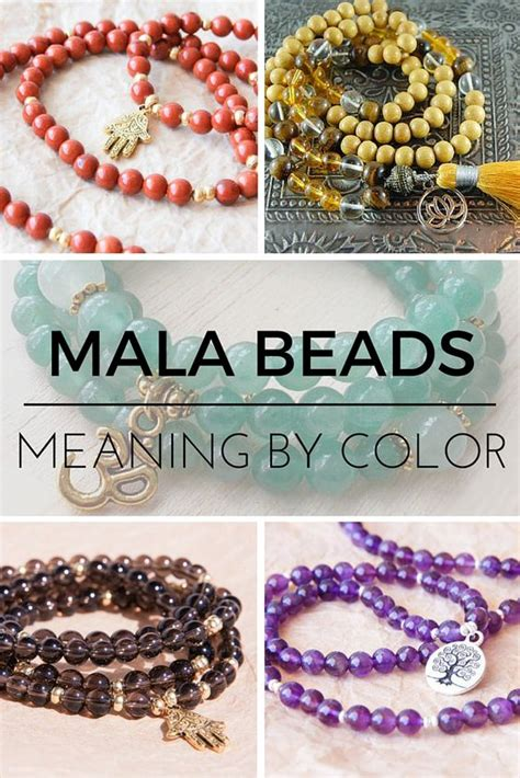 mala meaning by color mala meditation are used to count breaths or mantras