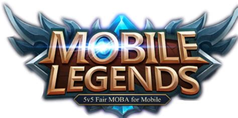 mobile legend logo cara bermain moba mobile legends di laptop atau pc