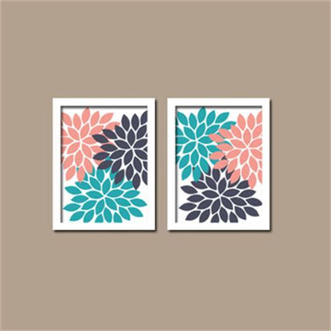 Coral Colored Wall Decor by Best Coral Colored Wall Products On Wanelo