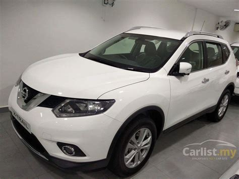 nissan x trail white 2017 nissan x trail 2017 2 0 in selangor automatic suv white