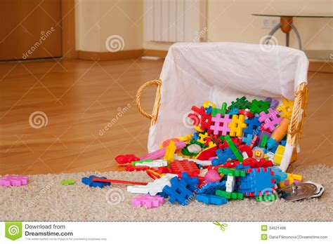 toys on floor stock photo image of multi carpet chaos
