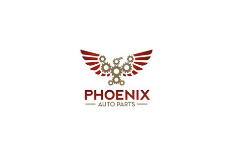 How To Renovate Your Home Phoenix Auto Parts Gear Bird Logo Logo Cowboy