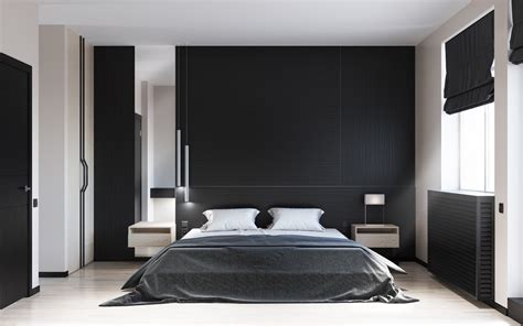Bedroom Decor Black And White 40 Beautiful Black White Bedroom Designs