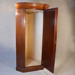Coat Wardrobe Cabinet Corner Wardrobe Lobby Coat Cupboard Cloak Antiques