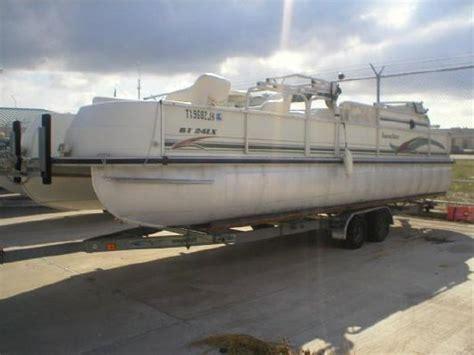2000 landau pontoon boat 2000 landau landau 24dx boats yachts for sale