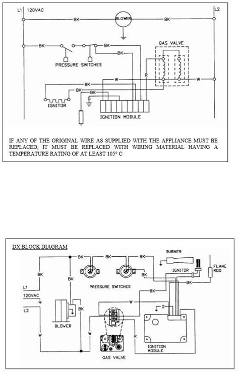 heil heat wiring diagrams pdf heil furnace parts