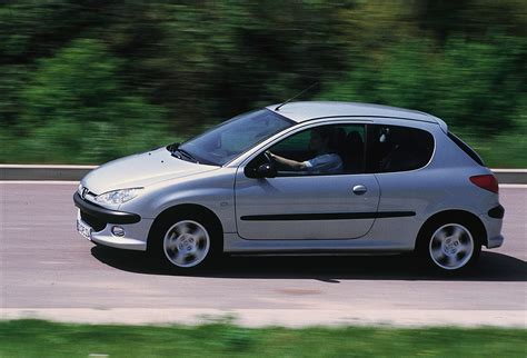 peugeot two door car peugeot 206 3 doors specs 1998 1999 2000 2001 2002