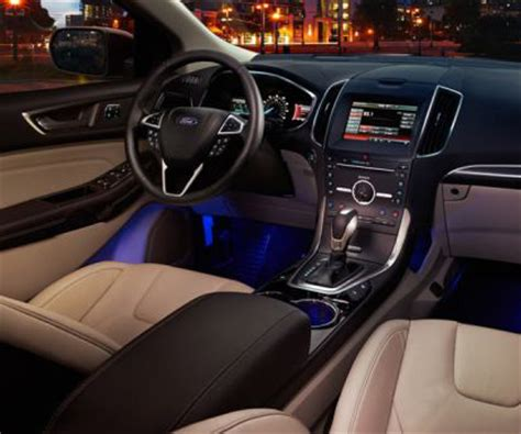 Ford Edge Interior by Interior Colors For 2017 Ford Edge Inspiration Rbservis