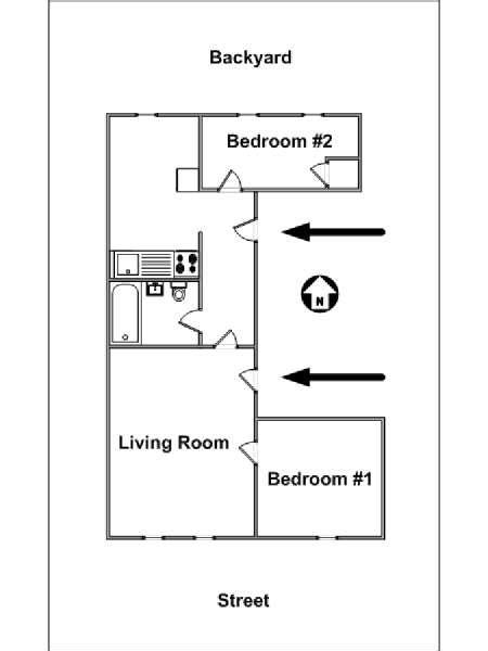 appartamenti new york settimana casa vacanza a new york 2 camere da letto bedford