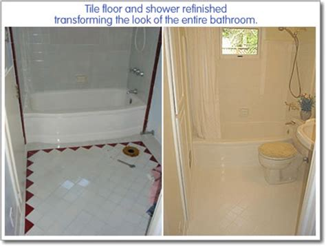 how to refinish bathroom tile how can i change the tile floor in my bathroom miracle