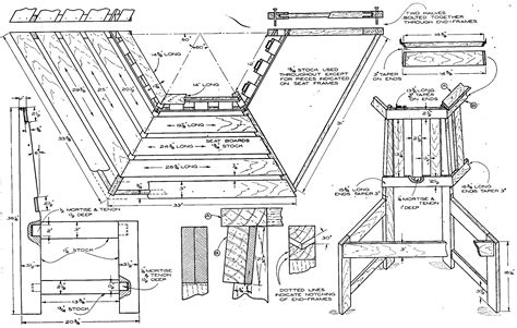tree bench plans free build plans tree bench plans wooden adirondack chair